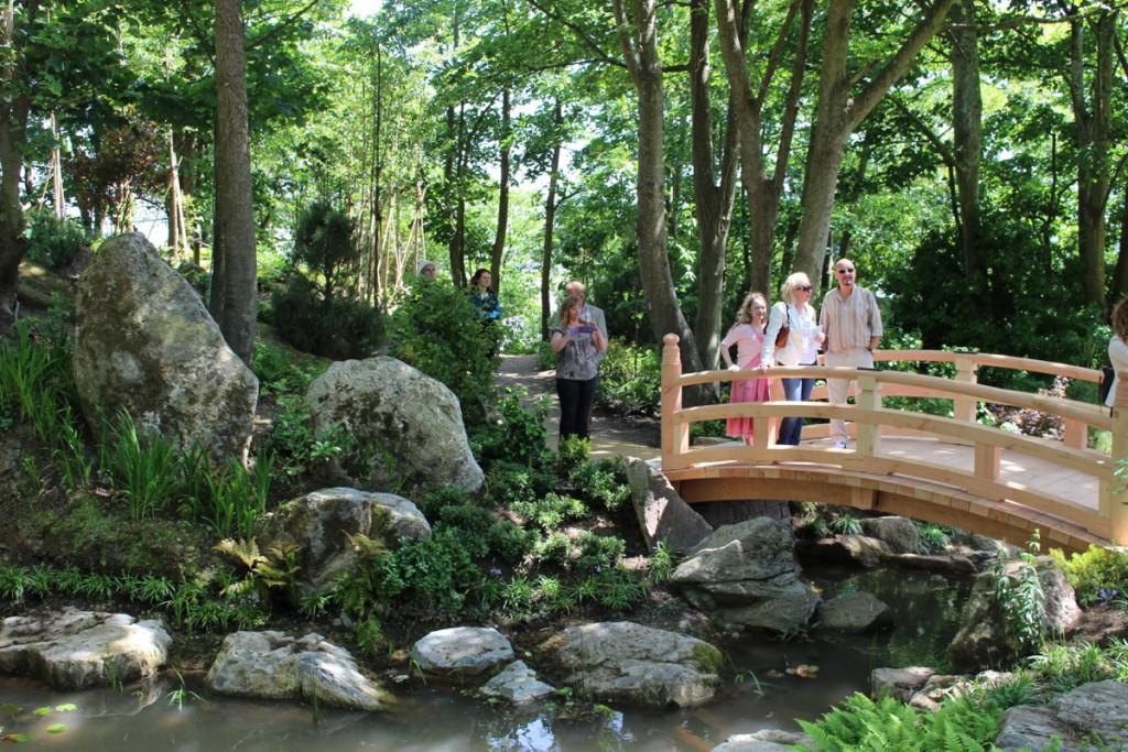 小泉八雲庭園